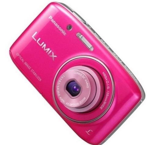 Cámara De Fotos Panasonic Lumix S5 16 Mp