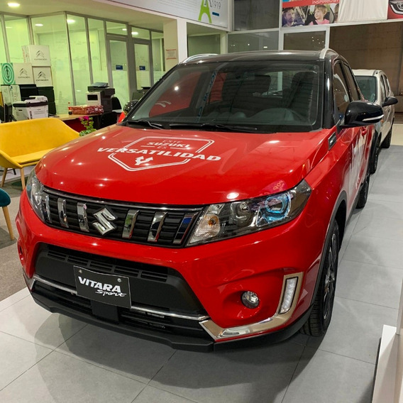 Suzuki Vitara Allgrip® 1.4 Turbo At Glx Fs .