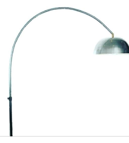 Lámpara De Pie Curva