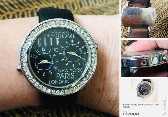Relógio Feminino Francês Elle