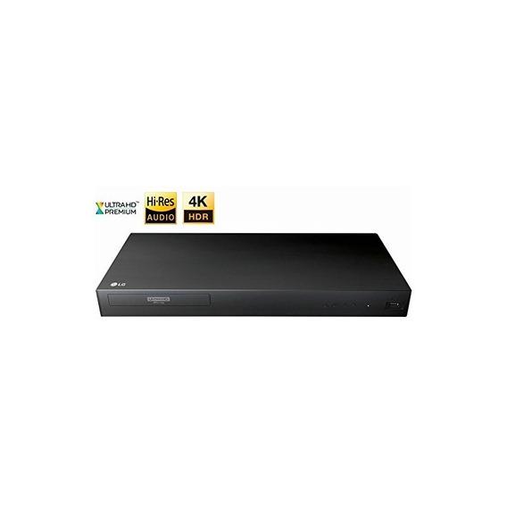 2018 LG 4k 3d Reproductor De Blu-ray Ultra Hd Con Control Re