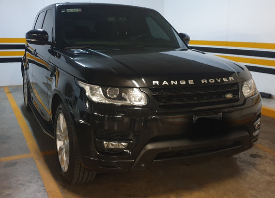 Land Rover Range Rover 2014 5.0l Sport Super Charged V8 T At