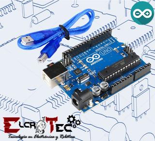 Arduino Uno R3 Dip Con Cable