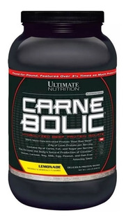 Carnebolic Ultimate Proteina A Base 1,92 Lbs Carne Isolate