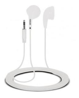 Auricular Blanco Maxell (eb-95)