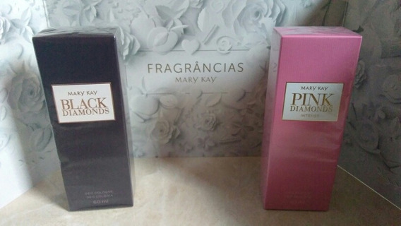 Pink Diamonds E Black Diamonds