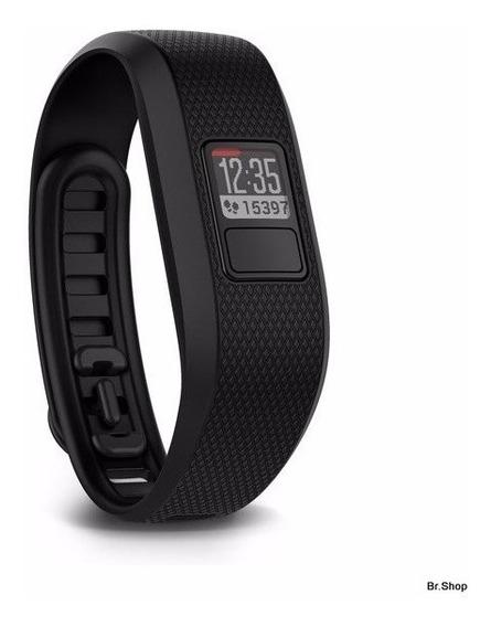 Relógio Garmin Vivofit 3 Monitor De Atividade Frete Top