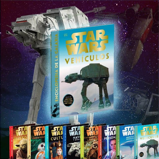 Enciclopedia Star Wars Nº 08 Vehiculos