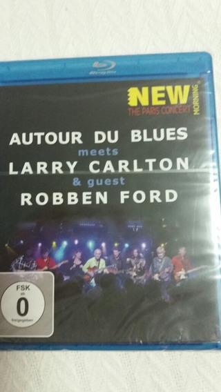 Blu Ray Autour Du Blues (larry Carlton / Robben Ford)