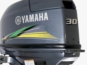 Motor De Popa Yamaha 30 Hp 2t #promoção# Mercury Evinrude