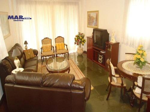 Imagem 1 de 21 de Apartamento Residencial À Venda, Barra Funda, Guarujá - . - Ap8638