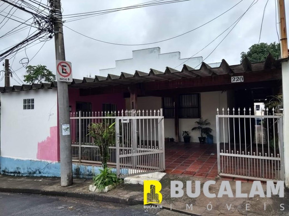 Casa Com Edícula Para Venda No Jardim Taboão - 3854-m