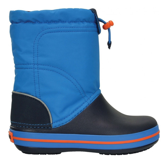 Crocs Lodgepoint Kids Snow Boot Preski Nieve Niños