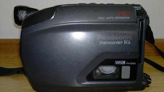 Filmadora Panassoniq Vhsc -pv-iq403