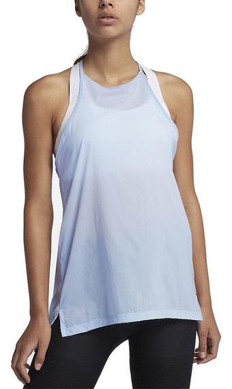 Musculosa Nike Royal Mujer