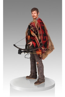 Daryl Dixon The Walking Dead Gentle Giant Sideshow Hot Toys