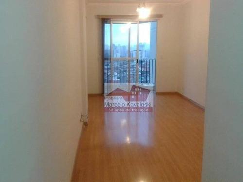 Imagem 1 de 30 de Apartamento Com 3 Dormitórios À Venda, 70 M² Por R$ 520.000,00 - Alto Do Ipiranga - São Paulo/sp - Ap1778