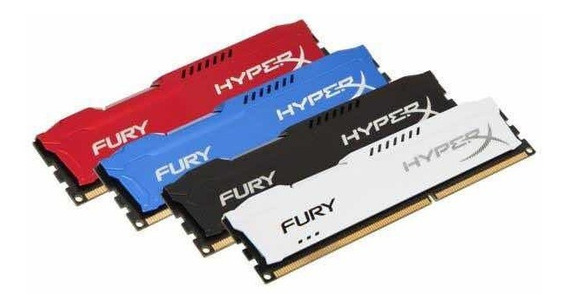 Memória Ram 4gb 32hz Ótima Para Computadores Gamer