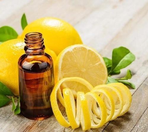 Aceite Esencial De Limon Puro Envase 15ml Caba Coghlan