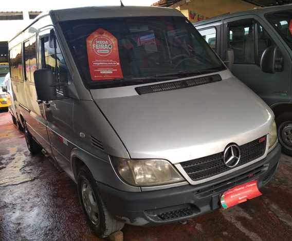 Mercedes-benz Sprinter 313 2008/08 T.b 2008|08 Km 40 Mil