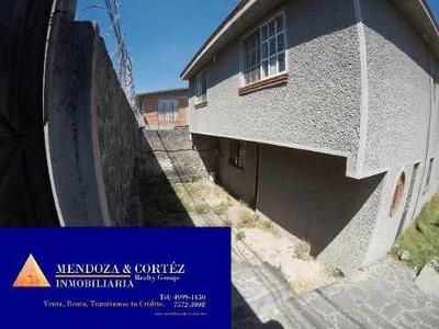 Casa En Venta En San Francisco Tlalnepantla Xochimilco