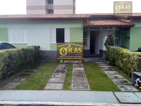 Casa Com 2 Dormitórios À Venda, 62 M² Por R$ 260.000 - Vila Urupês - Suzano/sp - Ca0344