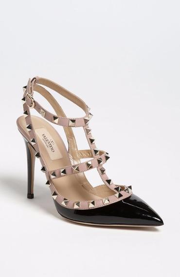 Sapato Feminino Grife Famosa 34 35 36 37 38 6 Cores N Caixa