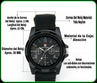 Reloj Hombre Army Militar