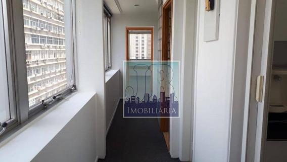 Conjunto Para Alugar, 100 M² Por R$ 9.000/mês - Bela Vista - São Paulo/sp - Cj0006