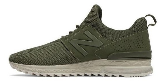 Tênis New Balance 574 | Lifestyle Sport Verde Ms547duo