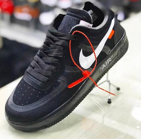 Tênis Nike Air Force 1 Lacre