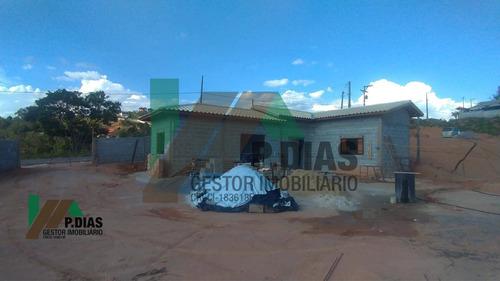 Ótima Oportunidade Para Quem Busca Uma Casa De Campo Nova  Na Região Do Circuito Das Águas. - Ch0312