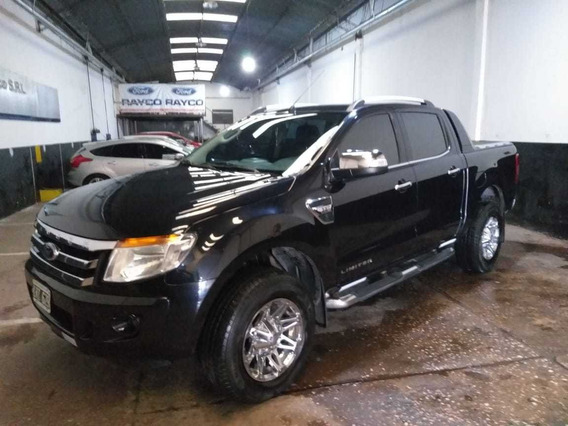 Ford Ranger 3.2 Cd 4x4 Limited Tdci 200cv At 2012