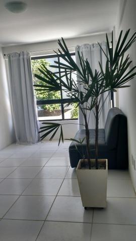 Flat Com 1 Dormitório Para Alugar, 39 M² Por R$ 1.900,00/ano - Casa Forte - Recife/pe - Fl0088