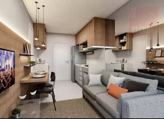 Apartamento Com 1 Dormitório À Venda, 27 M² Por R$ 169.968 - Casa Verde - São Paulo/sp - Ap24703