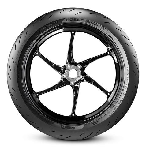 Cubierta Pirelli Diablo Rosso Corsa Ii 200 55 17 En Fas Mot