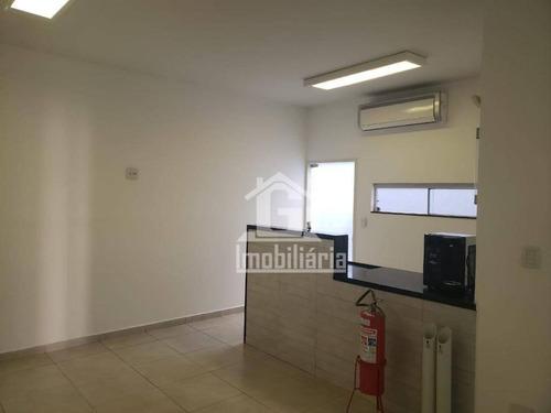 Imagem 1 de 8 de Sala Para Alugar, 12 M² Por R$ 780/mês - Jardim Irajá - Ribeirão Preto/sp - Sa0313