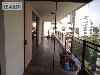 Apartamento Real Parque - São Paulo - Ref: 350684