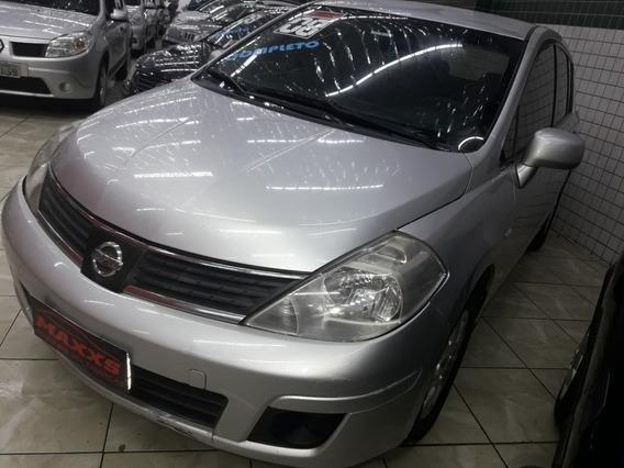 Nissan Tiida 2008 1.8 Sl 5p