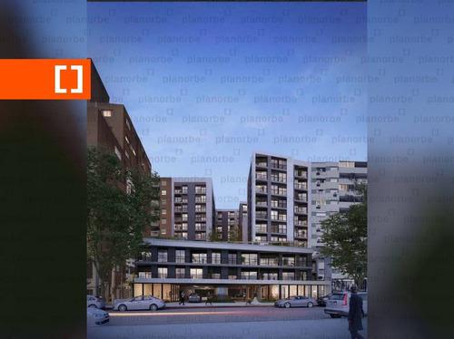 Venta De Apartamento Obra Construcción 1 Dormitorio En La Blanqueada, Ventura Boulevard  B  Unidad 806