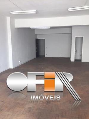 Sala Para Alugar, 65 M² Por R$ 450/mês - Centro - Niterói/rj - Sa0081