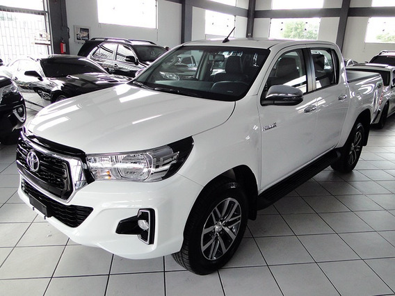 Toyota Hilux Tdi Srv Cab. Dupla 4x4 Aut. 4p