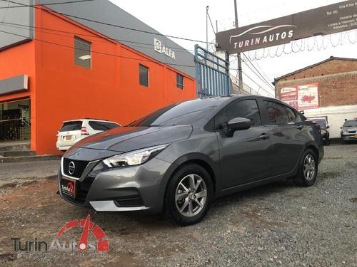 Nissan Versa 1.6 2021