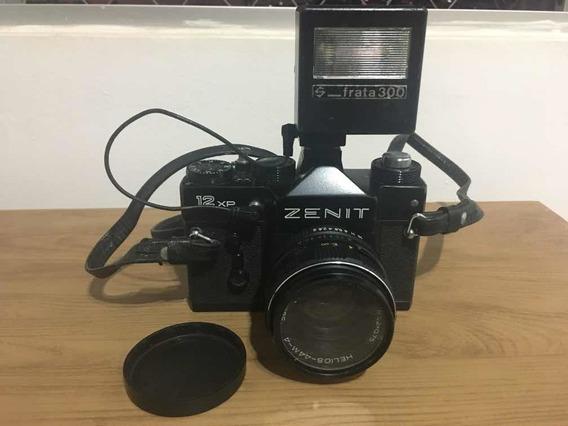 Câmera Zenit 12xp Analógica