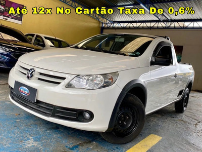 Vw Saveiro 1.6 2012