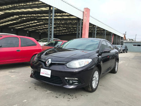 Renault Fluence 1.6/gnc Ph2 Luxe 110cv Anticipo $279700 Y Cu