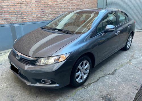 Honda Civic 1.8 Exs At 140cv 2012