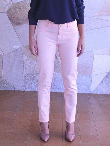 Calça Jeans Feminina Cigarrete Rosa Scalon Marley 145081