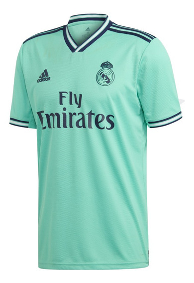 Camiseta Titular Suplente Real Madrid 2019