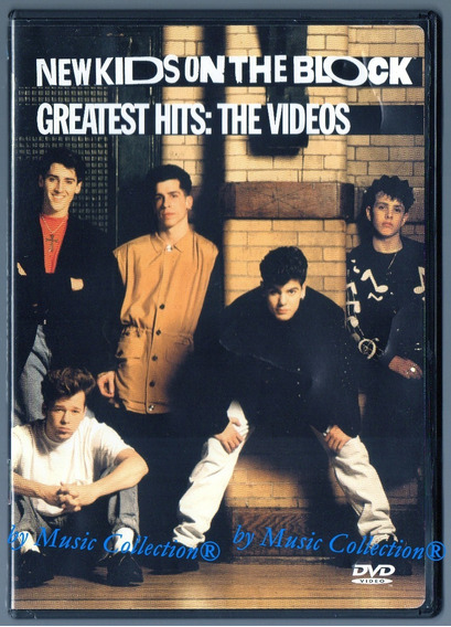 New Kids On The Block - Greatest Hits: Videos, Imp, Oferta!